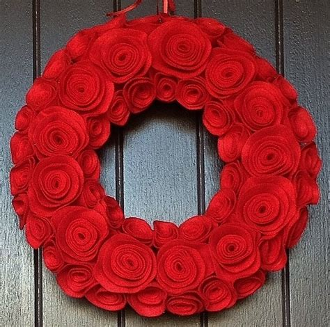 Handmade Wreath - 16 beautiful handmade wreath designs style