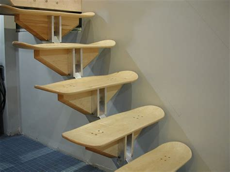 Modern Skateboard Furniture Skateboard Inspired Furniture Designs