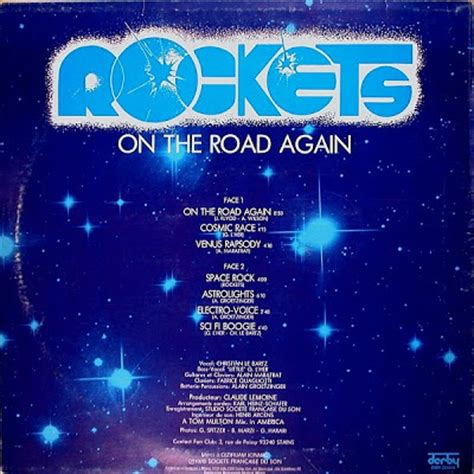 On The Road Again 2 by Disco2go Rockets 1978 On The Road Again