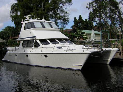 old catamaran hull for sale used venturer 44 catamaran for sale old smuggler