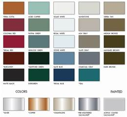 metal roof atas metal roof colors