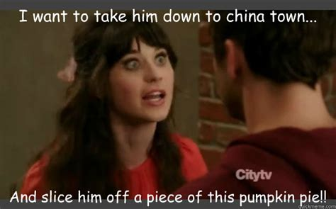 New Girl Meme - site unavailable