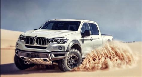 Bmw Truck 2020 by 2020 Bmw Truck Will Go Into Production Next Year
