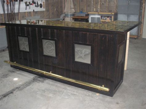 diy simple bar design plans plans free