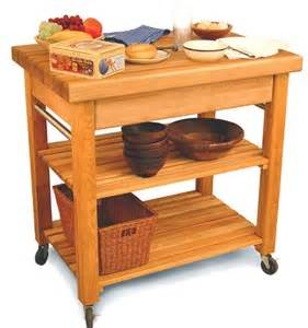 Butcher Block Kitchen Work Table Catskill Craftsmen 1476 Butcher Block Kitchen Work Table