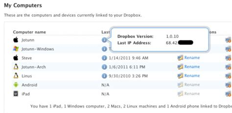 Ip Address Search Australia Use Dropbox To Find The Ip Address Of Your Remote Computers Lifehacker Australia