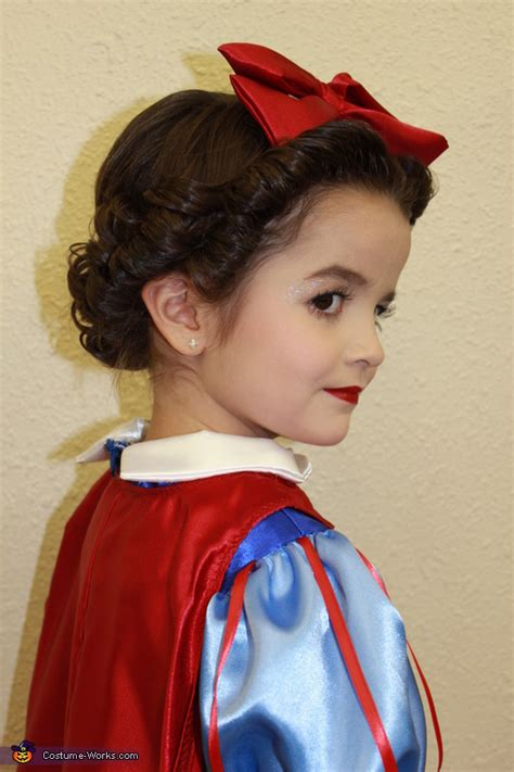 Handmade Snow White Costume - snow white costume ideas images