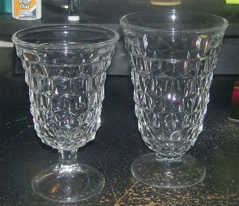 Stores That Sell Glassware Vintage Glasses Ordinary Pics
