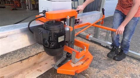 Portable Saw Mills Chainsaw Driven Mills Swing Blade