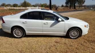 2008 Volvo S80 For Sale Used Volvo S80 2 5t Geartronic For Sale In Gauteng Cars