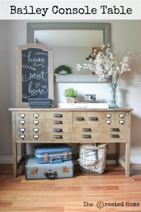 Diy Console Table With Drawers by White Reclaimed Wood Coffee Table With Printmaker