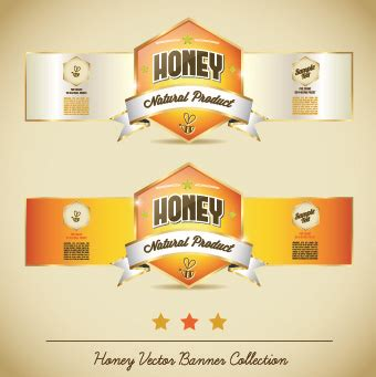 label design cdr free download honey labels free vector download 8 222 free vector for