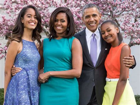 Obama First Family | obama family easter photo business insider