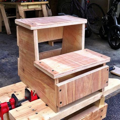 step stool plans woodworking two step stool plans woodworking projects plans