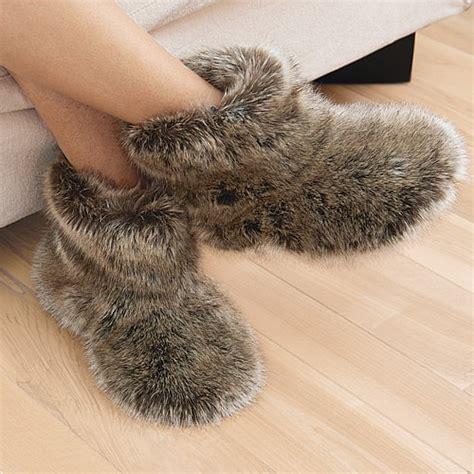 fur slippers shelburne faux fur slippers culture vulture direct