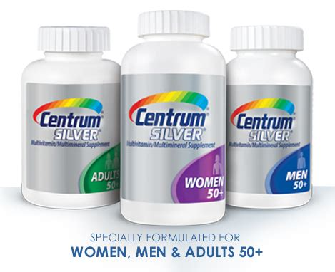 centrum vitamins $5.00 off (2) printable coupon