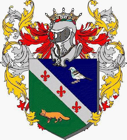 consolato capo verde torino gervasio stemma genealogia origine cognome araldica
