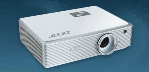 Proyektor Acer K520 acer projector puts lasers into classroom meeting room gcn