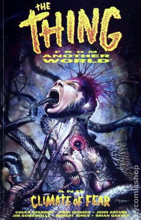 this that and another thing books thing from another world climate of fear tpb 1993 comic