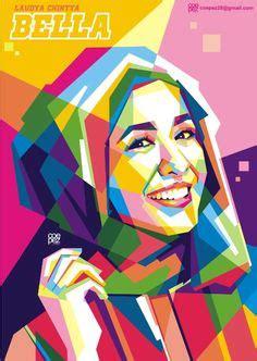 tutorial wpap hijab eden hazard chelsea fc my wpap pinterest eden