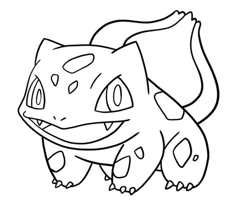 pokemon coloring pages bulbasaur free pokemon coloring pages for kids 2016