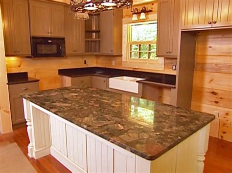 kitchen granite countertop ideas some great kitchen countertop options ideas for you