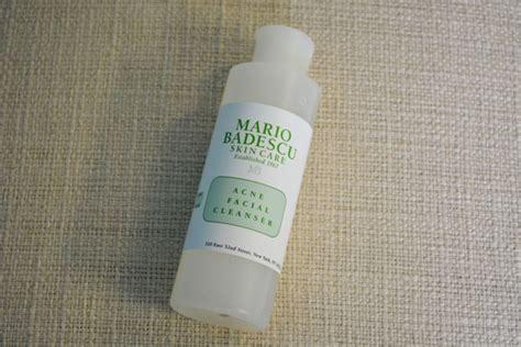 Dijamin Mario Badescu Acne Cleanser mario badescu acne cleanser review
