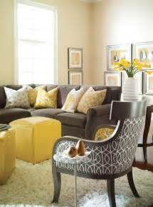 Yellow And Gray Living Room by Living Room Ideas Gray Home Design