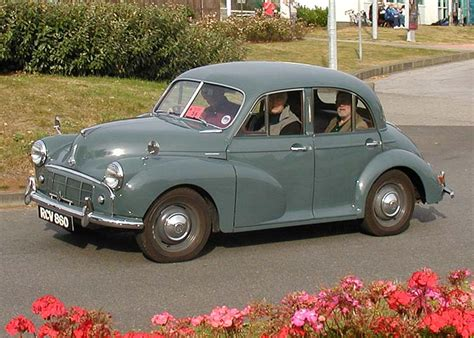 Nice Sports Compact Car #4: Morris.minor.bristol.750pix.jpg