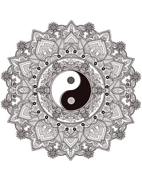 zen yin yang tattoo queen mandala queenmandala com