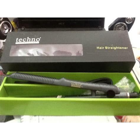 catok 2in1 techno catokan rambut 2 in 1 best seller tahan banting elevenia