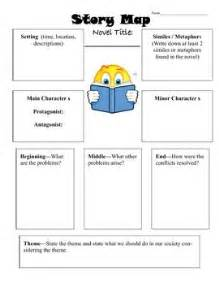 story elements and worksheets on pinterest