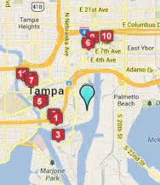 port florida map hotels near ta florida cruise terminal
