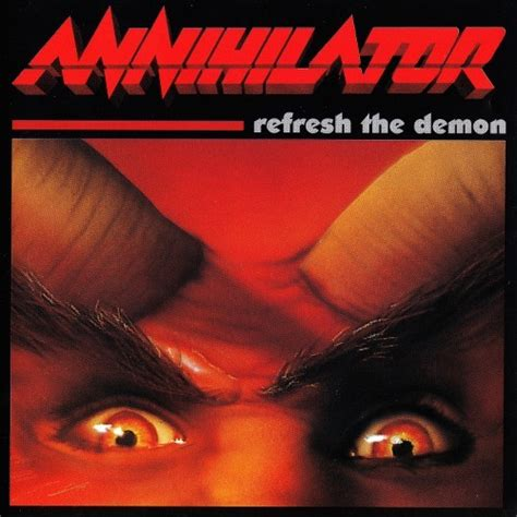 Annihilator Criteria For A Black Widow Japan Pressing mp3tools album gallery