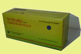 Lacbon Tablet Box Isi 100 Tablet nutrahis