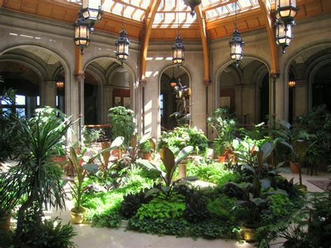 Home Interior Garden | file biltmore estate interior garden jpg wikimedia commons