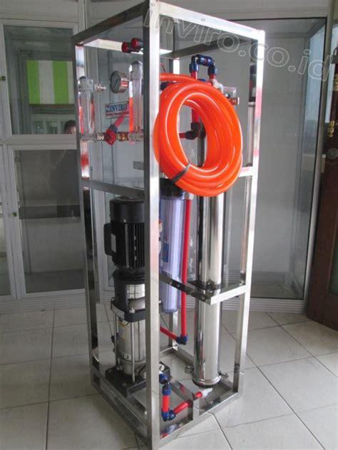 Mesin Ro 500 Gpd mesin ro 2000 gpd setara 400 galon per hari inviro
