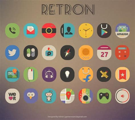 Best new icon packs for Android (January 2015) #2