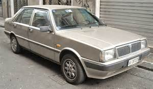 Lancia Prisma View Of Lancia Prisma 1300 Photos Features And