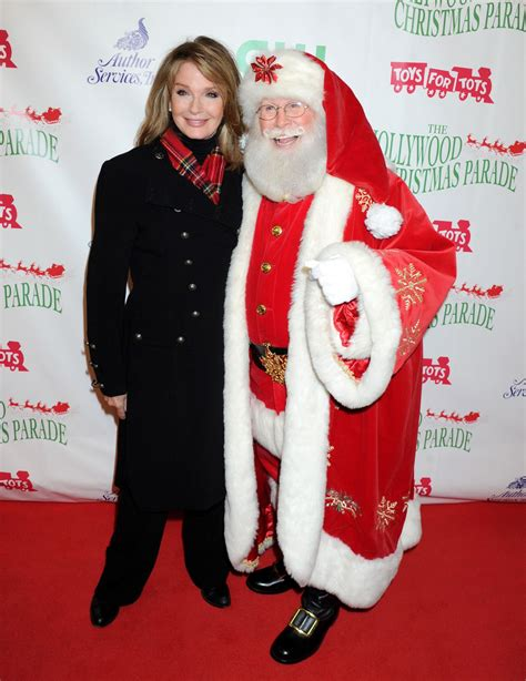 deidre hall twitter 2015 deidre hall 2015 hollywood christmas parade in hollywood