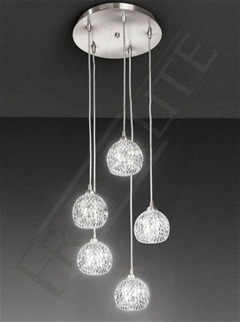 Franklite Tierney 5 Light Ceiling Light Cluster Fl2301 5 Cluster Ceiling Lights