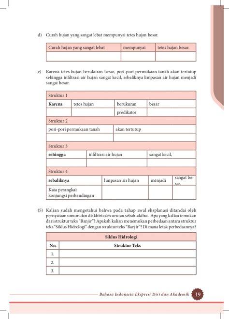 Buku Pr Bahasa Indonesia Smama Kelas 11 Semester 1 Intan Pariwara buku pegangan siswa bahasa indonesia sma kelas 11 kurikulum 2013 seme