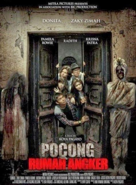sinopsis film pocong rumah angker film pocong rumah angker film indonesia online pinterest