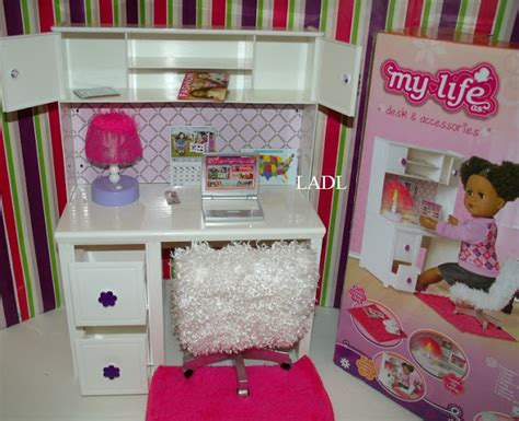 my life desk living a doll s life review my life as desk