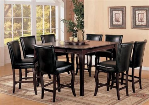 Dining Table Countertop Height Dining Table Sets Countertop Dining Room Sets