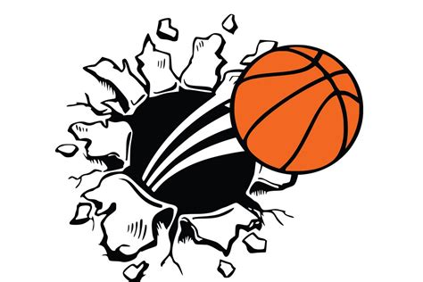 Basketball Clipart Vector Basketball Svg Basketball Clipart Basketball Vector Svg