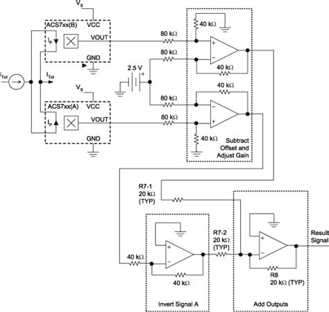 effect current sensor circuit diagram effect current sensor circuit diagram readingrat net
