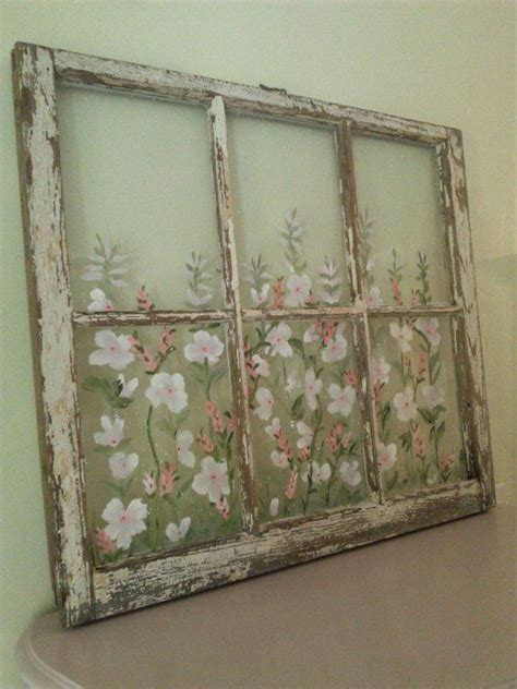 Decorative Window Panes by 25 Unique Painted Window Panes Ideas On