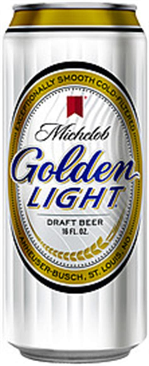 Michelob Light Calories by Michelob Golden Draft Light 16 0 Fl Oz Nutrition Information Shopwell