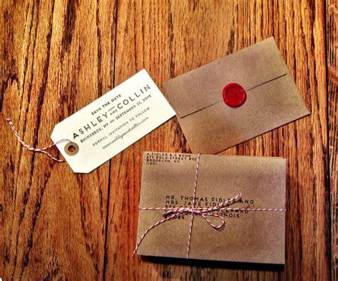 diy wedding invitation and save the date rustic farm